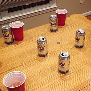 Landmines Drinking Game