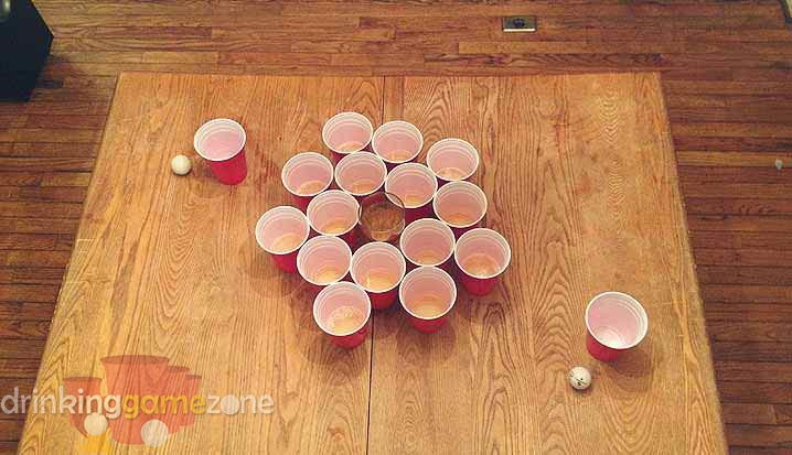 3 player drinking games with cups