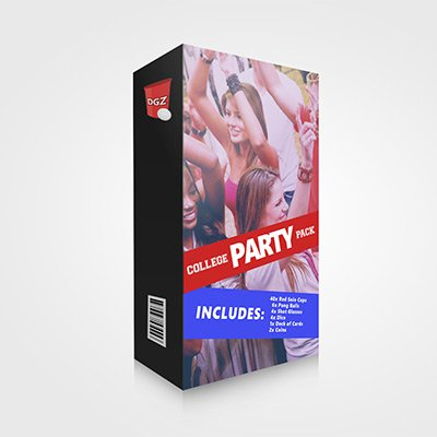 College Party Pack