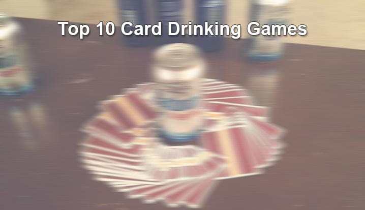 top 10 card drinking games