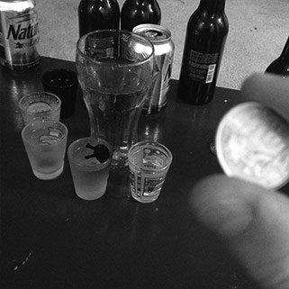 Coin Drinking Games