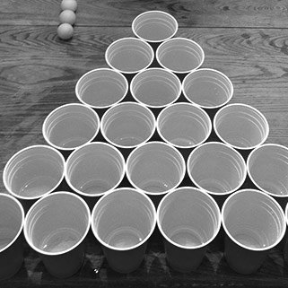 Pong Drinking Games