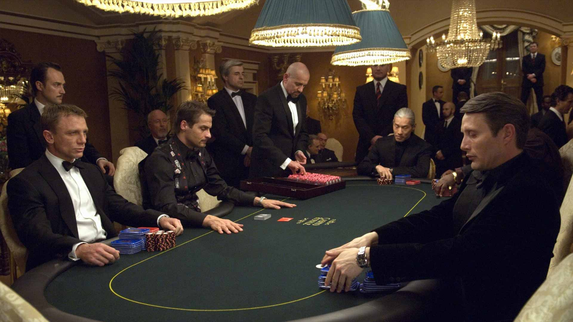 james bond drink casino royale