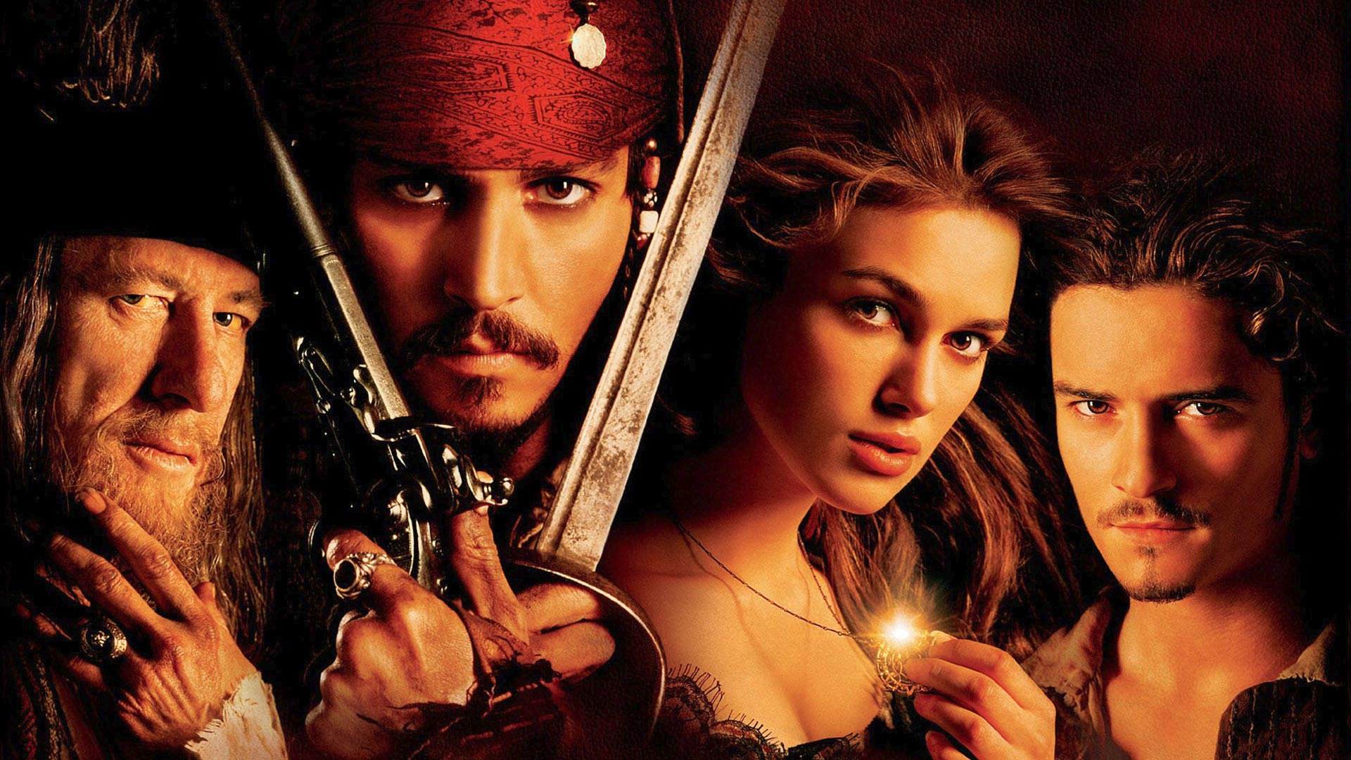 pirates of the caribbean the curse of the black pearl drinking game