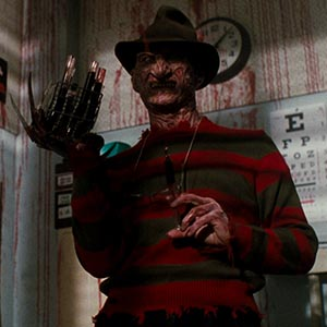 A Nightmare On Elm Street Drinking Game