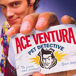 Ace Ventura: Pet Detective Drinking Game