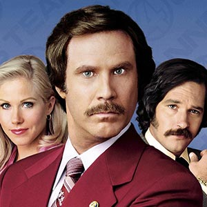 Anchorman 2 Drinking Game