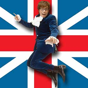 Austin Powers: International Man of Mystery Drinking Game