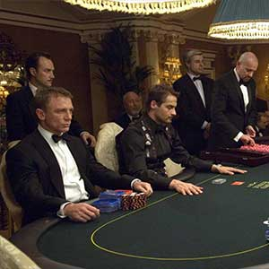 Casino Royale Drinking Game