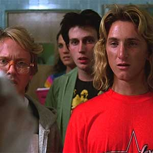 Fast Times at Ridgemont High Drinking Game
