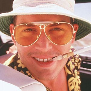 Fear And Loathing In Las Vegas Drinking Game