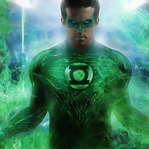 Green Lantern Drinking Game