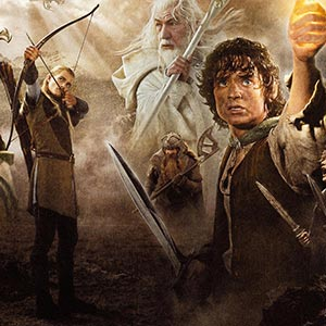 The Lord of the Rings: The Fellowship of the Ring Drinking Game