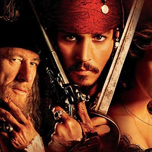 Pirates Of The Caribbean: The Curse Of The Black Pearl Drinking Game