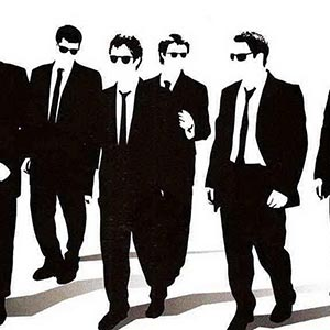 Reservoir Dogs Drinking Game