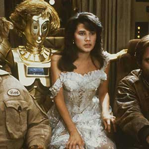 Spaceballs Drinking Game
