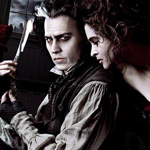 Sweeney Todd: The Demon Barber Of Fleet Street Drinking Game