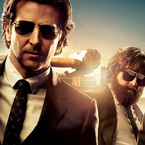 The Hangover Drinking Game