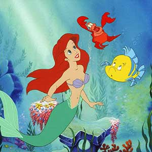 The Little Mermaid Drinking Game