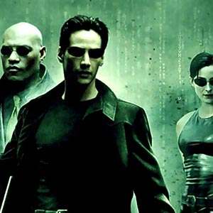 The Matrix Drinking Game