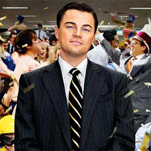 The Wolf of Wall Street Drinking Game