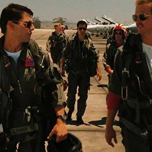 Top Gun Drinking Game