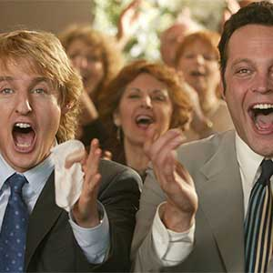 Wedding Crashers Drinking Game