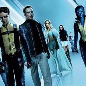 X-Men: First Class Drinking Game