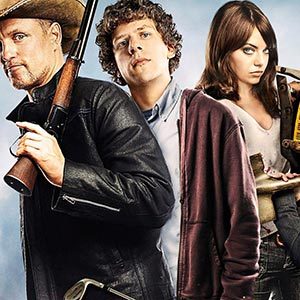 Zombieland Drinking Game