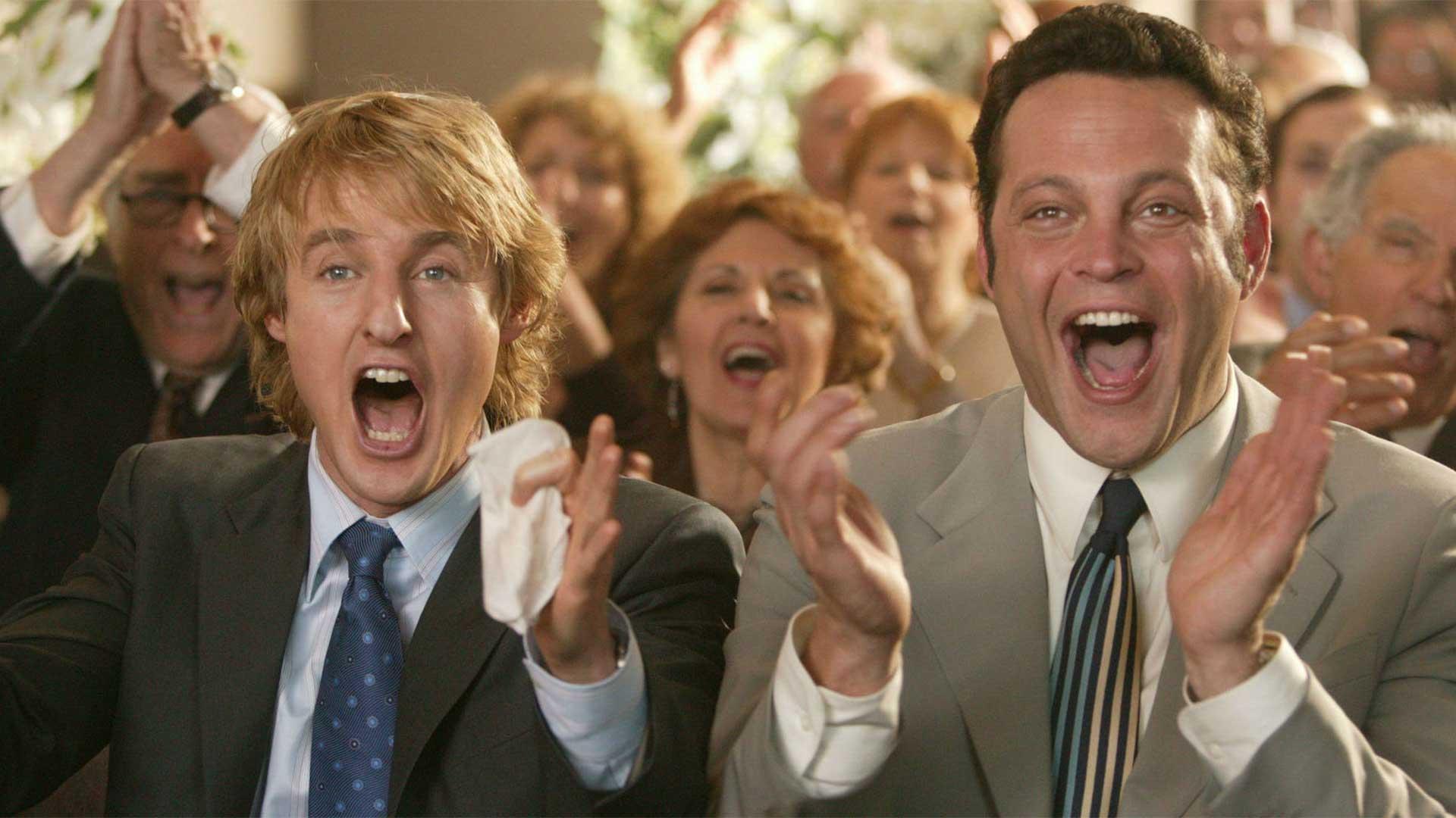 The Wedding Crashers.Wedding Crashers Drinking Game