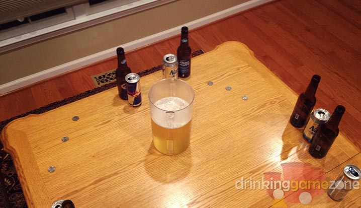 Top 10 Coin Drinking Games