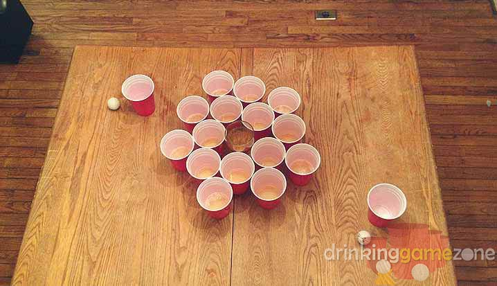 Chandeliers Ball Cup Drinking Game
