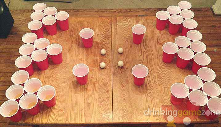 Outdoor Party Drinking Games Adults
