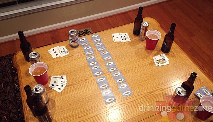 Cool drinking card games