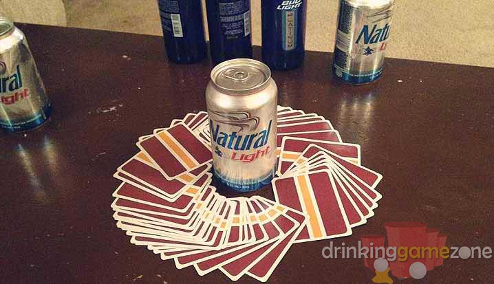How To Play Ring Of Fire Card Drinking Game