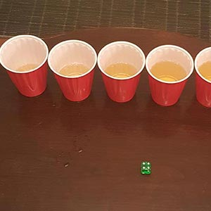 6-Shooter Drinking Game