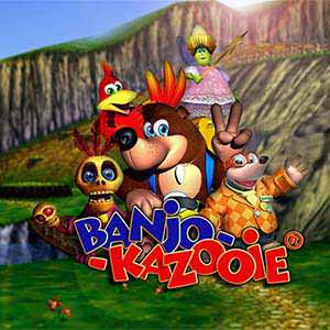 Banjo Kazooie Drinking Game