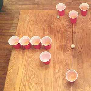 Baseball Drinking Game