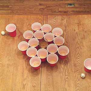 Chandeliers (Ball & Cup) Drinking Game