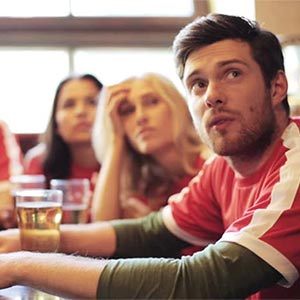 Watch Soccer Online Drinking Game