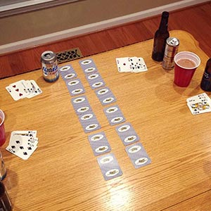 Give and Take Drinking Game