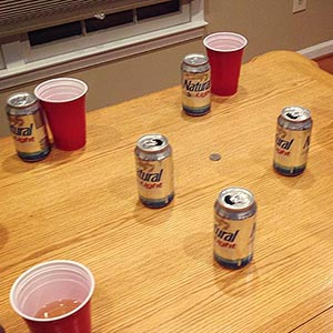 Land Mines Drinking Game