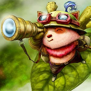 LoL - Find the Teemo Drinking Game