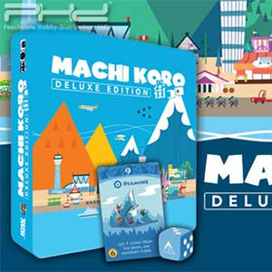 Machi Koro Drinking Game