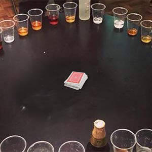 Nights At The Round Table Drinking Game