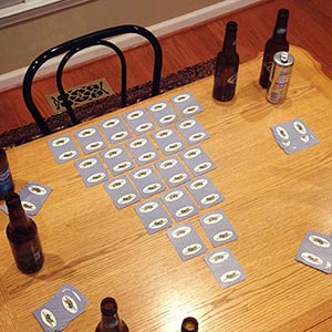 Pyramid (Card) Drinking Game