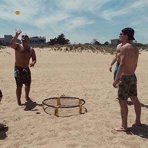 Spikeball Drinking Game