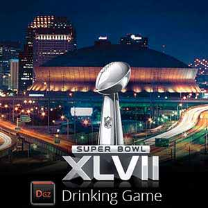 Super Bowl XLVII 2013 Drinking Game