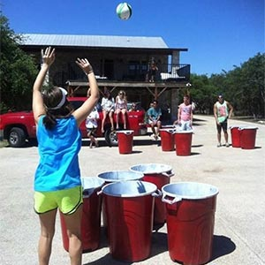 Volleybeer Drinking Game