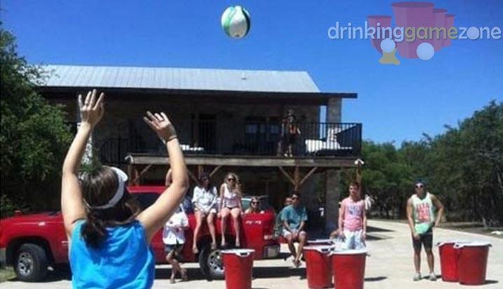 volleyball regeln online